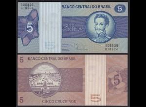 Brasilien - Brazil 5 Cruzaros (1979) Pick 192d UNC (1) (24806