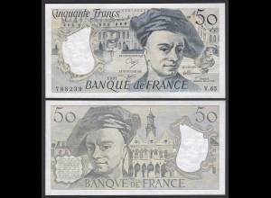 Frankreich - France 50 Francs 1991 Pick 152e XF (2) (25109