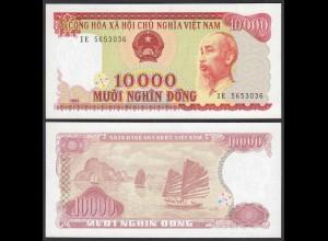 Vietnam - Viet Nam 10000 Dong Banknote 1993 Pick 115a UNC (1) (25151
