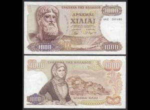 Griechenland - Greece 1000 Drachmai 1970 Pick 198b VF (3) (25269