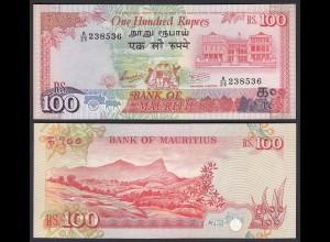 Mauritius - 100 Rupees Banknote (1986) Pick 38 UNC (1) (25350