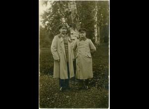AK 1. Weltkrieg Militär 1917 Soldaten Offiziere Foto (2660