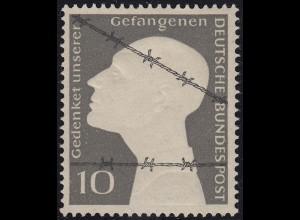 BRD - Bund - Mi-Nr. 165 postfrisch 1953 Deutsche Kriegsgefangene