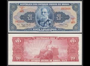 Brasilien - Brazil 20 Cruzados Pick 168a sig.9 UNC (1) (25400