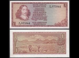 Südafrika - South Africa 1 Rand (1973) Pick 115a VF (3) (25556