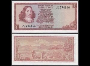 Südafrika - South Africa 1 Rand (1975) Pick 115b UNC (1) (25560