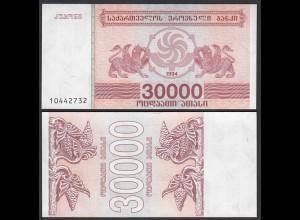 Georgien - Georgia 30000 30.000 Lari 1994 Pick 47 UNC (1) (25577