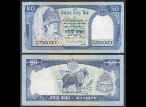 Nepal - 50 Rupees Pick 33a Sig.10 VF (3) (25677
