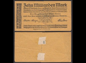 UNNA-KAMEN 10 Milliarden Mark 1923 (25832
