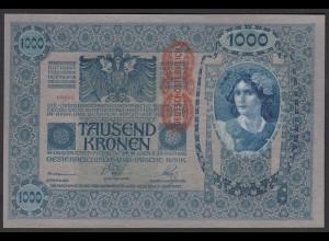 Österreich - Austria 1000 Kronen 1919 (1902) Banknote Pick 59 XF (2) (25860