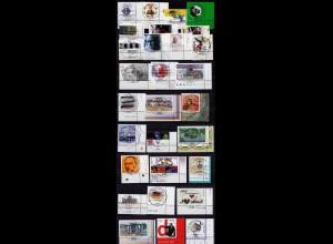 Bund Lot aus 2000 ESST Eckrand rechts unten (7278