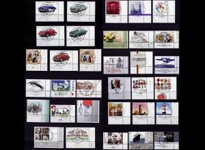 Bund Lot aus 2003/04 ESST Eckrand rechts unten (7303