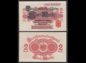 Darlehnskassenschein 2 MARK 1914 Ro 52b UNC (1) (26167