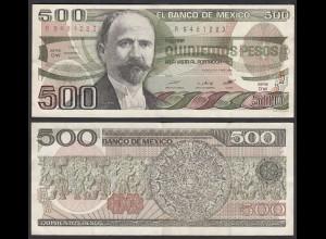 MEXIKO - MEXICO - 1000 Pesos 1984 Pick 79b VF+ (3+) (26447