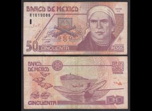 MEXIKO - MEXICO - 50 Pesos 2002 Pick 117b F (4) (26448