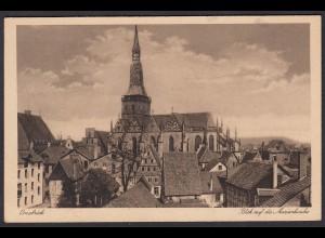 AK Osnabrück Blick auf die Marienkirche (16909