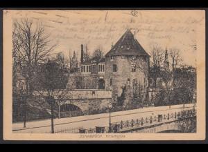 AK Osnabrück 1922 Vitischanze gelaufen (16912