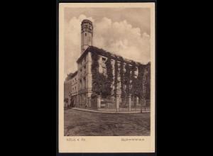 AK Köln Riohmodishaus 1925 gelaufen (17096