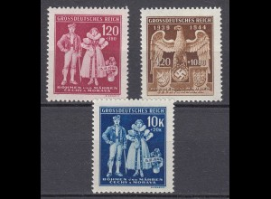 Germany - Bohemia & Moravia 1944 - 5 years of the Protectorate MNH (19791
