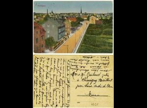 AK 1924 Hattingen Ruhr Westfalen Strassenansicht (2584