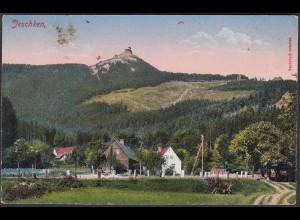 AK Österreich Reichenberg Jeschken Jeschkenhaus (26722