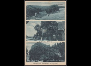 AK Hattendorf Grafschaft Schaumburg Haus Robbecke 1932 (26724