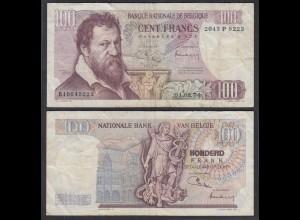 Belgien - Belgium 100 Francs 1.2.1974 Pick 134b F (4) (26853