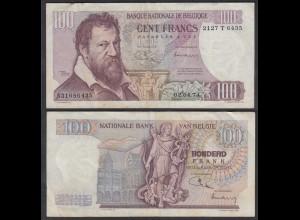 Belgien - Belgium 100 Francs 2.4.1974 Pick 134b F (4) (26854