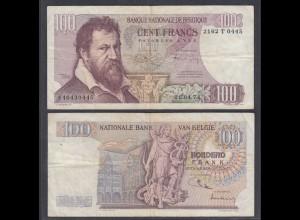 Belgien - Belgium 100 Francs 26.4.1974 Pick 134b F (4) (26856