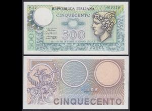 Italien - Italy 500 Lire Banknote 2-4-1979 Pick 94 UNC (1) (26892