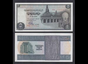 Agypten - Egypt 5 Pound 1976 Pick 45 UNC (1) (26962