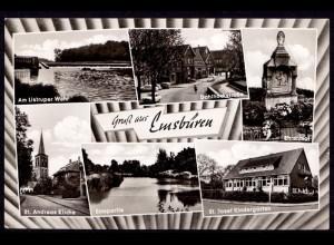 AK Emsbüren Mehrbildkarte Dahlhockstrasse Kindergarten etc (6989