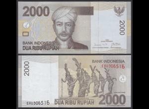 Indonesien - Indonesia 2000 2.000 Rupiah 2009 Pick 148a UNC (1) (21486