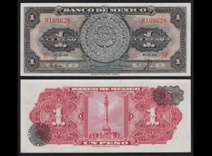 MEXIKO - MEXICO - 1 Peso 1954 Serie DY Pick 56b UNC (1) (21231