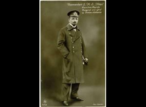 AK Korvetten Kapitän Graf zu Dohna-Schlodien Kommandant S.M.S. Möwe (2323