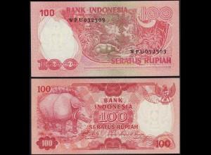 Indonesien - Indonesia 100 Rupiah Banknote 1977 Pick 116 UNC (1) (14362