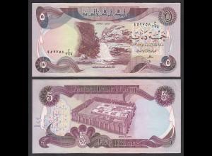 Irak - Iraq 10 Dinar Banknote 1973 Pick 65 sig.18 VF (3) (27501