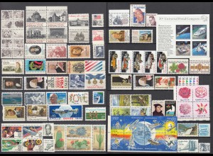 USA postfrisch tolles Lot postfrisch MNH Verschiedene Marken (27621