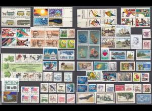 USA postfrisch tolles Lot postfrisch MNH Verschiedene Marken (27620