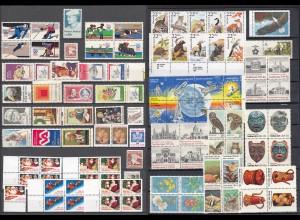 USA postfrisch tolles Lot postfrisch MNH Verschiedene Marken mit C/D D/D (27624