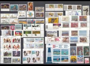 Kanada - Canada postfrisch tolles Lot meist nur versch. Briefmarken (27627
