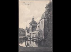 AK Schloss Stapel Eingangstor bei Havixbeck bei Coesfeld Münster (65003