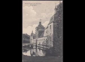 AK Schloss Stapel Eingangstor bei Havixbeck bei Coesfeld Münster (65005