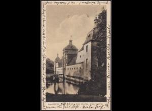 AK Schloss Stapel Eingangstor bei Havixbeck bei Coesfeld Münster 1928 (65007