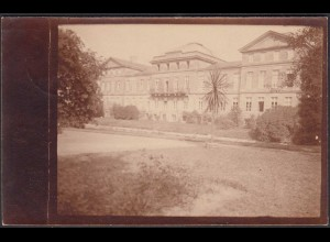 AK Schloss Stapel Vorderseite bei Havixbeck bei Coesfeld Münster 1912 (65009