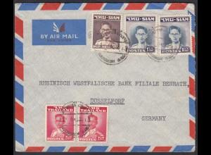 Siam Thailand Umschlag von Bangkok nach Deutschland Düsseldorf (65060