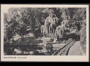 AK Seestadt Rostock Unterwall (65199