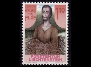 Liechtenstein Hl. Nikolaus 1987 Mi. 918 ** (c009