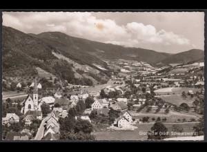 AK Glottertal südlicher Schwarzwald Gesamtansicht (65187