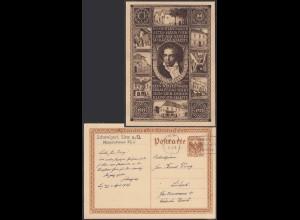 Österreich - Austria AK 1927 Ludwig van Beethoven Ganzsache (27880